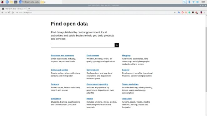 The UK and US governments publish vast data sets you can use. UK ones can be found at data.gov.uk