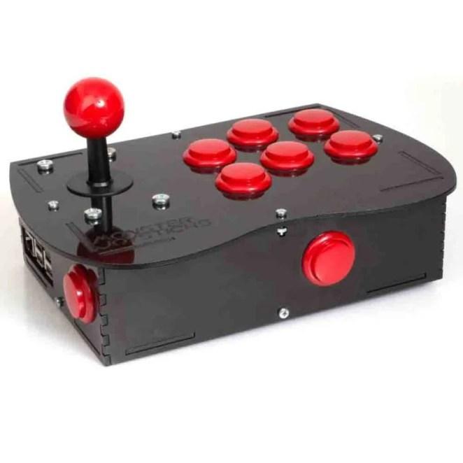BASIC Arcade Controller Kit is a Raspberry Pi house-cum-joystick