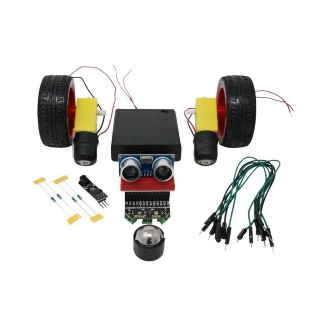 CamJam EduKit #3 offers a low-cost introduction to robotics