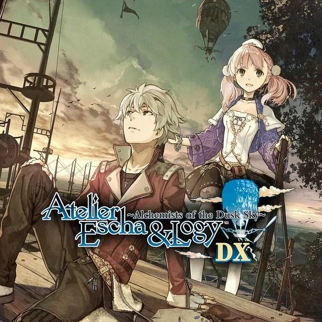 Atelier Escha & Logy: Alchemists of The Dusk Sky DX
