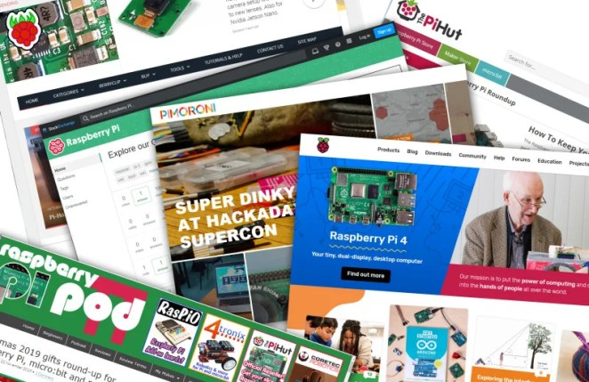 Get advice and how-to guides from invaluable online sites and component maker's blogs