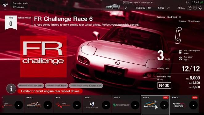 GT Sport - Update 1.56