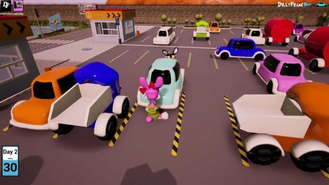Bunny Parking
