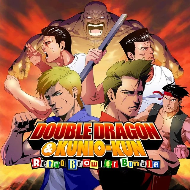 Double Dragon & Kunio-kun: Retro Brawler Bundle