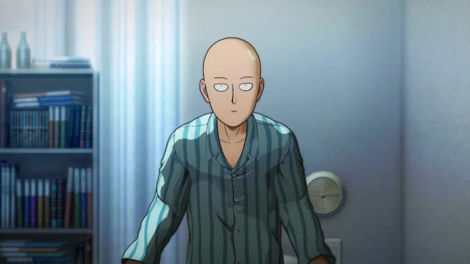 One Punch Man: A Hero Nobody Knows on PS4