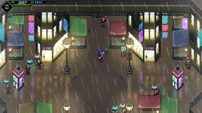 CrossCode on PS4