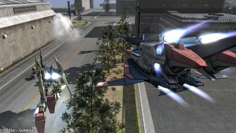 Gundam Battle Operation 2 on PS4