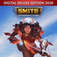 Digital Deluxe Edition 2020 für SMITE