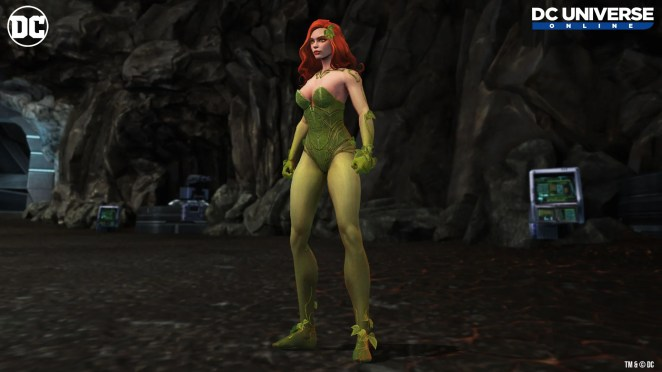 DC Universe Online: Birds of Prey - Poison Ivy on PS4