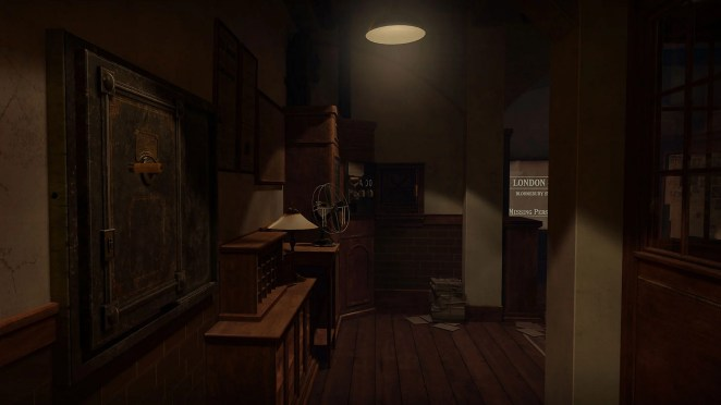 The Room VR: A Dark Matter on PS4