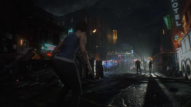 Resident Evil 3 on PS4
