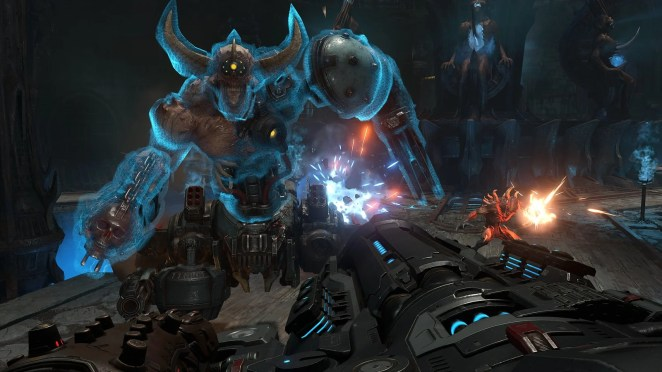 Doom Eternal - Hunter