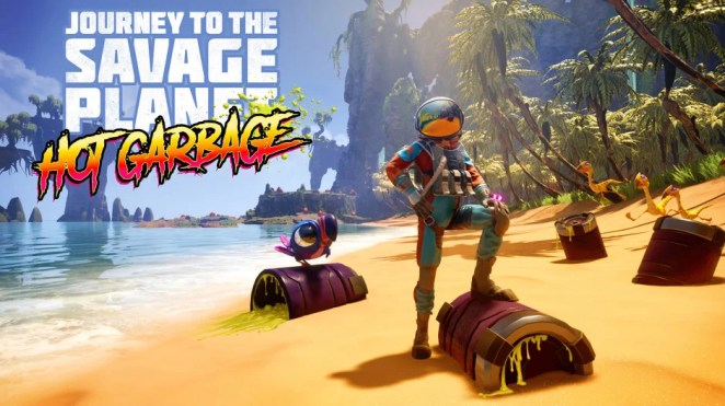 Journey to the Savage Planet: Hot Garbage