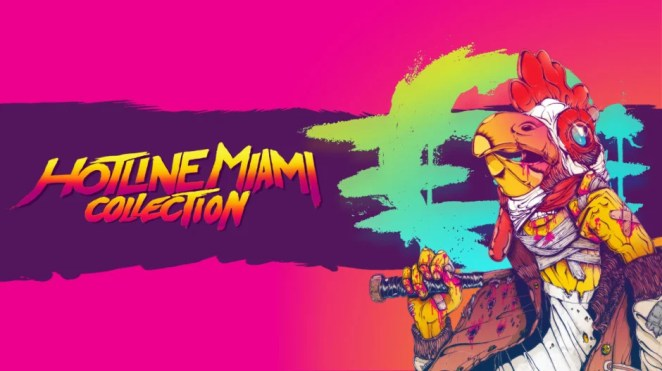 Hotline Miami Key Art