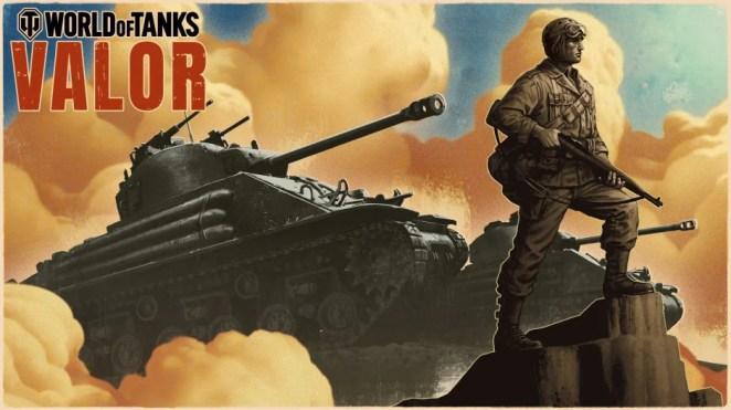 World of Tanks: Valor Key Art