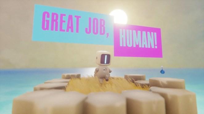 Dreams - Great Job Human - The_burgervan