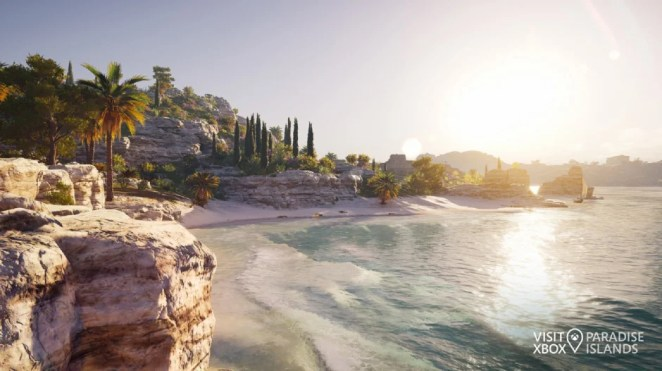 Assassins Creed Odyssey_Paradise Island