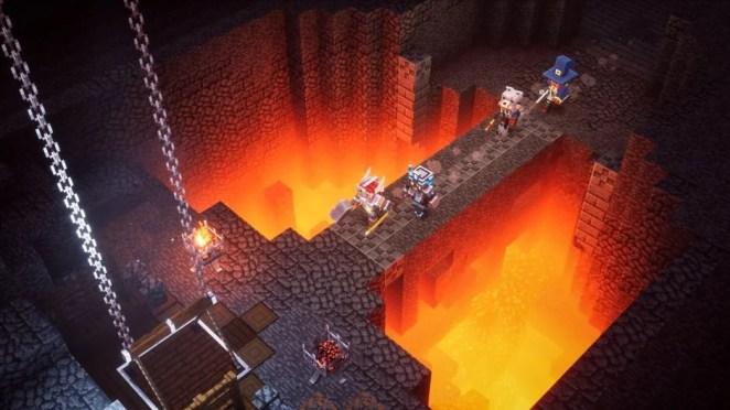Next Week on Xbox: Neue Spiele vom 25. bis 29. Mai: Minecraft Dungeons