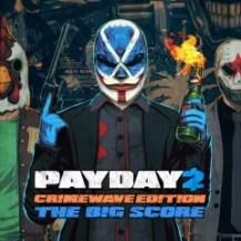 PAYDAY 2 - CRIMEWAVE EDITION - DAS RIESEN-FISCHZUG Game-Bundle