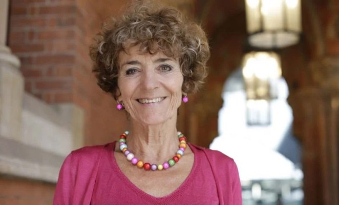 Dame Celia Hoyles