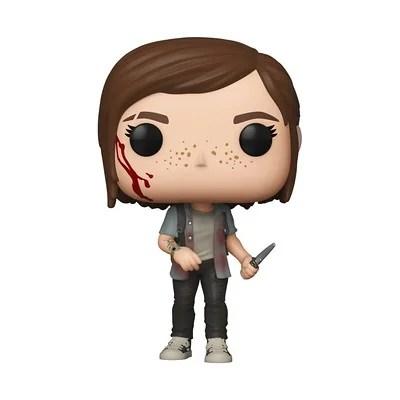 The Last of Us Part II – PlayStation Gear – Funko Pop Ellie Figure