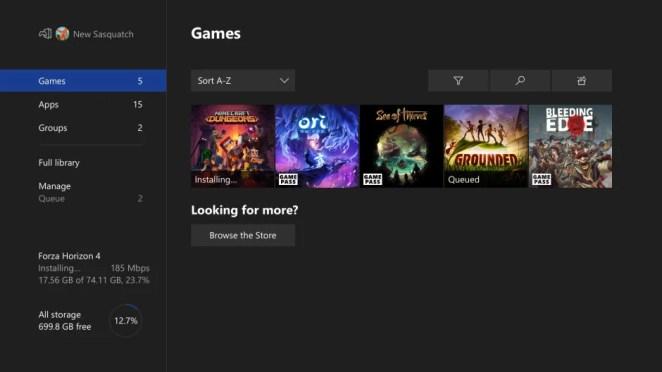 Xbox One-Update im Juni: Neue Features erleichtern die Organisation Deiner Inhalte 2