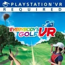 Everybody's Golf™ VR
