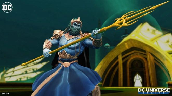 DC Universe Online - Poseidon