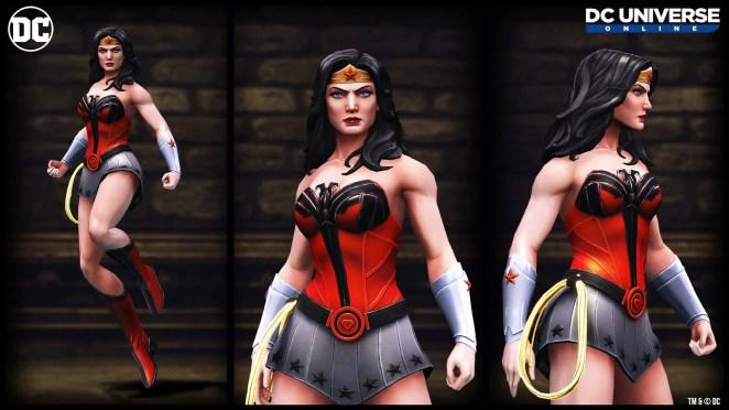 DC Universe Online - Red Son Wonder Woman