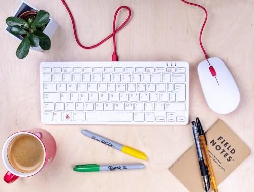 Raspberry Pi official keyboard