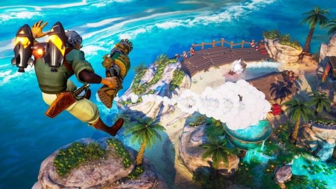 Next Week on Xbox: Neue Spiele vom 13. bis 17. Juli: Rocket Arena
