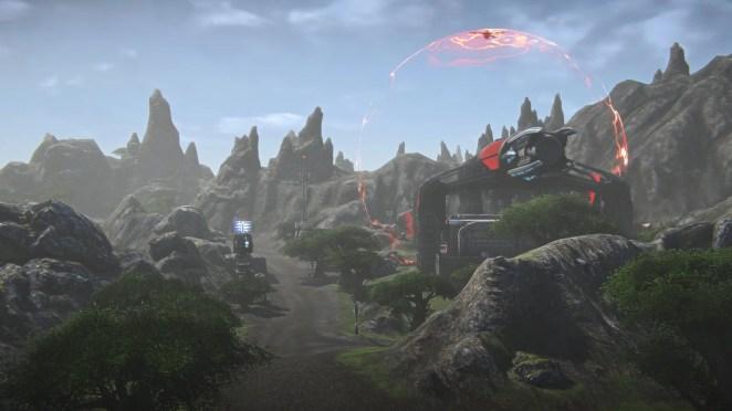 Planetside 2: Escalation
