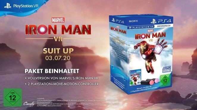 So Spielt Ihr Marvel S Iron Man Vr Am Besten Öログドットテレビ