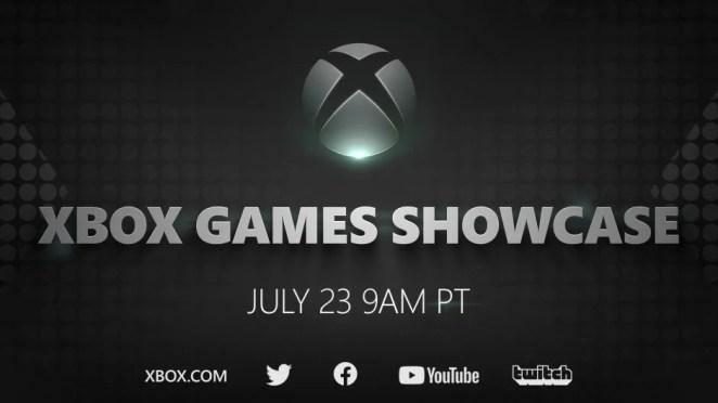 Xbox Games Showcase Hero Image