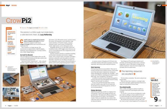 CrowPi2 review