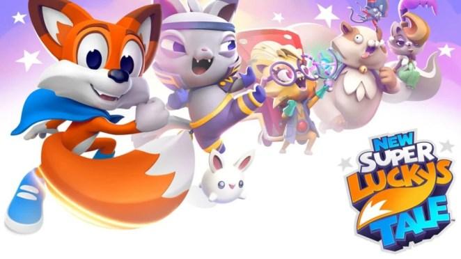 Next Week on Xbox: Neue Spiele vom 17. bis 21. August: New Super Lucky's Tale