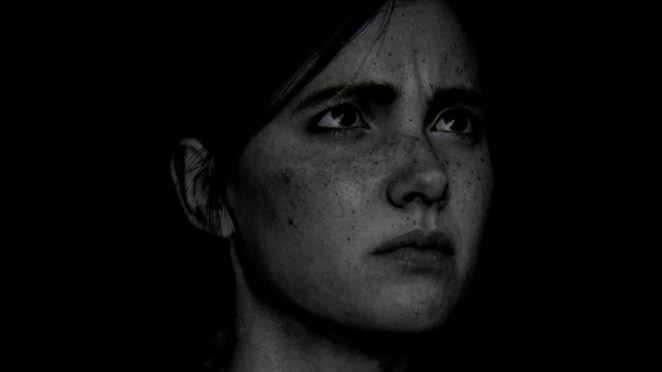 The Last of Us Part II - Facial Animation