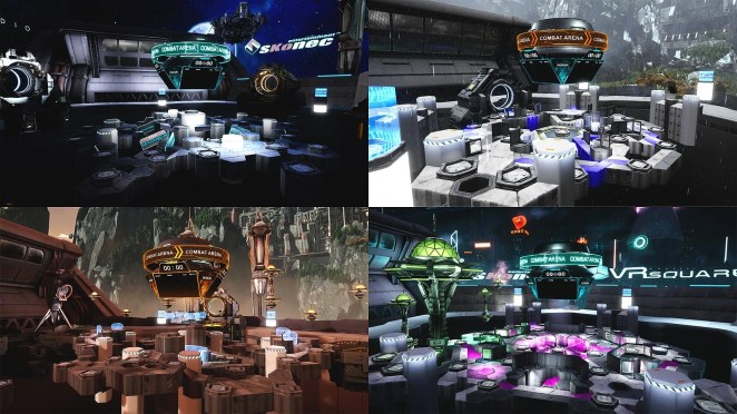 Mortal Blitz for PS VR