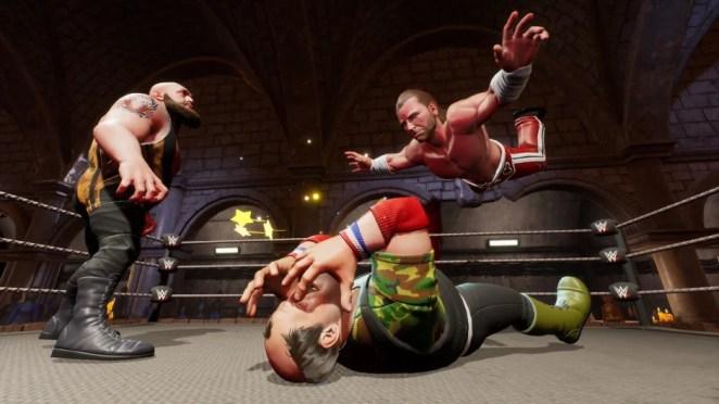 WWE 2K Battlegrounds – September 18