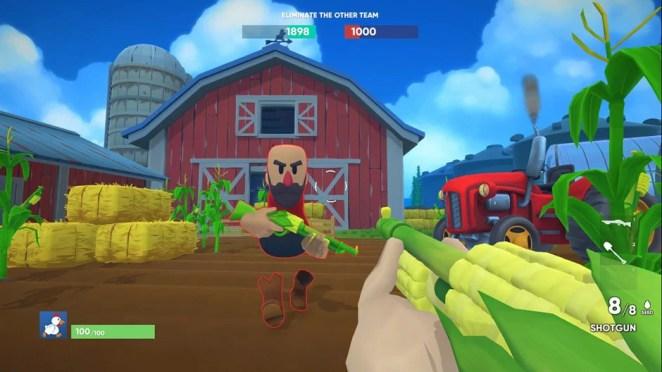 Shotgun Farmers – September 17