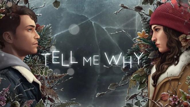 Tell Me Why Hero image