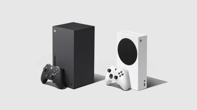 Xbox Series X and Xbox Series S Hero image