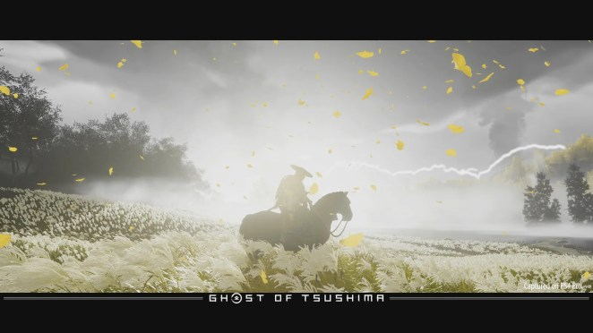 Ghost of Tsushima - New Game Plus