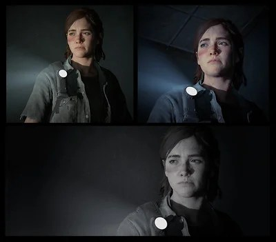 The Last of Us Part II_2-ellie-options - Keith Paciello