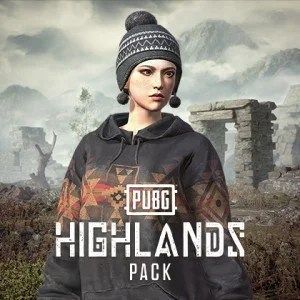 PUBG - Pack Highlands