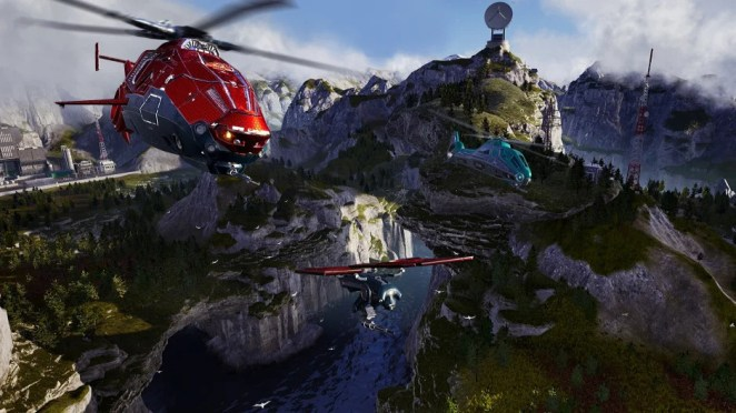 Next Week on Xbox: Neue Spiele vom 2. bis 6. November: Comanche