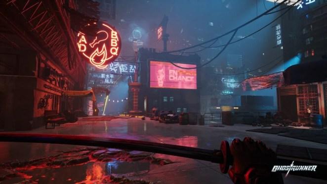 Next Week on Xbox: Neue Spiele vom 26. bis 30. Oktober: Ghostrunner