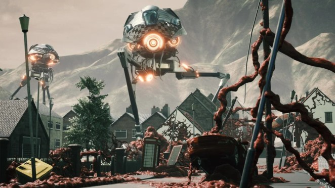 Grey Skies: A War of the Worlds Story (Xbox One X Enhanced) – November 5