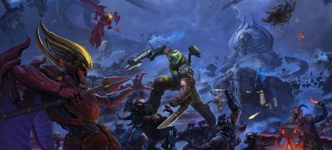 Doom Eternal: The Ancient Gods – Part One – October 20