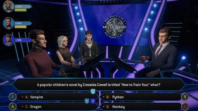 Next Week on Xbox: Neue Spiele vom 16. bis 20. November - Wer wird Millionär?